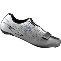 Shimano RC7 SPD-SL Road Shoes - White - EU 40 - White