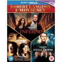Inferno, Angels & Demons & The Da Vinci Code Boxset