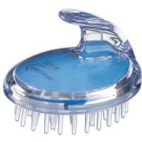 Kent Brushes Shampoo & Scalp Massage Brush - Blue