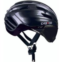 Casco Speedster TC Plus with Smoke Visor - Gun Metal - L (59-63cm) - Grey