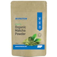 Organic Matcha - 100g - Pouch - Unflavoured