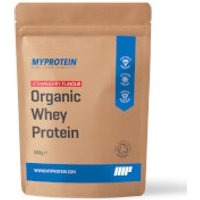 Organic Whey Protein - 500g - Strawberry