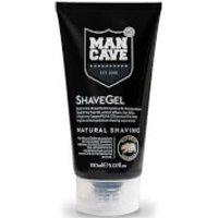 ManCave Caffine Shave Gel 125ml