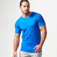 Bold Tech T-Shirt - XXL - Blue
