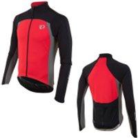 Pearl Izumi Pro Pursuit Thermal Jersey - Black/True Red - L - Black/Red