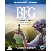 The BFG 3D (Includes 2D Version)