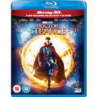 Doctor Strange 3D (Includes 2D Version)