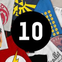 Mystery Geek T-Shirt - 10-Pack - Women's - XL - Geek Gifts