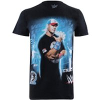 WWE Mens Cant See Me T-Shirt - Black - M - Black