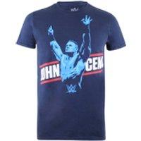 WWE Men's John Cena T-Shirt - Navy - M - Navy - Wwe Gifts