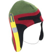 Star Wars Boba Fett Knitted Hat - Hat Gifts