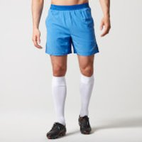Strike Football Shorts - L - Light Blue