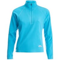 Trespass Womens Shiner Half Zip Fleece Jumper - Bermuda - S