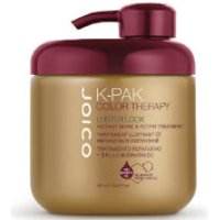Joico K-Pak Color Therapy Luster Lock Instant Shine and Repair Treatment 500ml (Worth PS62.32)