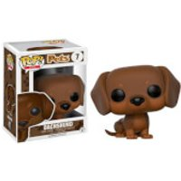 Pop! Pets Brown Dachshund Pop! Vinyl Figure - Dachshund Gifts