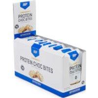 Protein Choc Bites - 10 x 100g - Box - White Chocolate