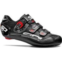 Sidi Genius 7 Mega Cycling Shoes - Black - EU 42/UK 7 - Black