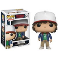 Stranger Things Dustin with Compass Pop! Vinyl Figure - Stranger Things Gifts