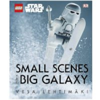 Libro Lego Star Wars: Small Scenes From A Big Galaxy