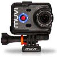 Veho VCC-007-K2PRO Muvi K-Series K2 Pro Bundle Wi-Fi Handsfree 4K Action Camera