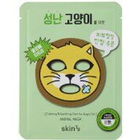 Skin79 Animal Mask 23g Cat - Pack of 10 (Worth PS39)