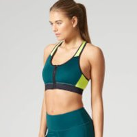 Neo Sports Bra - M - Teal