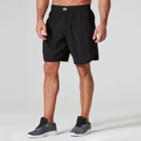 Glide Training Shorts - L - Black