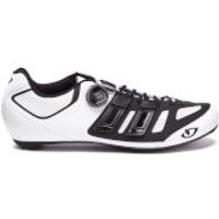 Giro Sentrie Techlace Road Cycling Shoes - White - EU 43/UK 8.5 - White