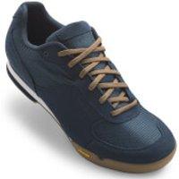 Giro Rumble VR MTB Cycling Shoes - Blue/Gum - EU 44/UK 9.5 - Blue