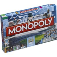 Monopoly Board Game - Manchester City F.C Edition
