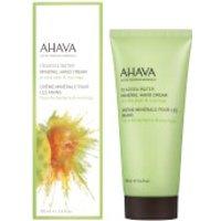 AHAVA Mineral Moringa and Prickly Pear Hand Cream 100ml