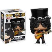 Slash (Guns N Roses) Funko Pop! Vinyl Figure #51