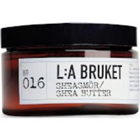 L:A BRUKET No. 016 Shea Butter Natural 100g