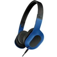 KEF M400 Headphones - Blue
