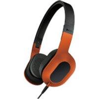 KEF M400 Headphones - Tangerine - Headphones Gifts