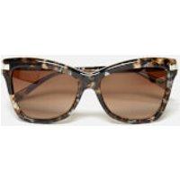 MICHAEL MICHAEL KORS Womens Audrina III Sunglasses - Brown Mosaic