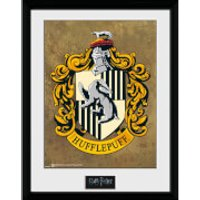 Harry Potter Hufflepuff Framed Photographic - 16 x 12