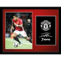 Manchester United Memphis 16-17 Framed Photographic - 16 x 12