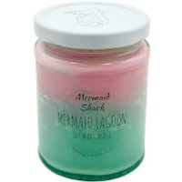 Mermaid Lagoon Ombre Candle - Mermaid Gifts