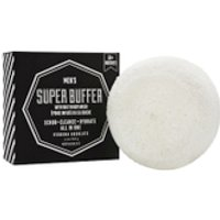 Spongelle Men's Body Wash Infused Super Buffer - Verbena Absolute