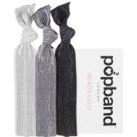 Popband London Headbands - Black