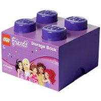 LEGO Storage Brick 4  Purple
