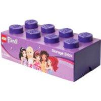 LEGO Friends Storage Brick 8 - Lilac