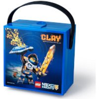 LEGO Lunch Box with Handle - LEGO Nexo Knights