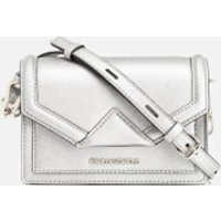 Karl Lagerfeld Womens K/Klassik Mini Cross Body Bag - Champagne