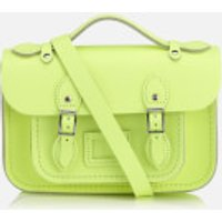 The Cambridge Satchel Company Womens Mini Satchel - Neon Yellow