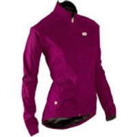 Sugoi Womens Zap Jacket - Boysenberry - S - Purple