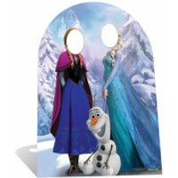 Disney Frozen Stand In Cut Out - Child Size - Frozen Gifts
