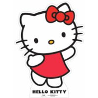 Hello Kitty Star Mini Cut Out - Hello Kitty Gifts