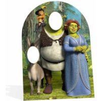 Shrek Stand In Cut Out - Child Size - Shrek Gifts
